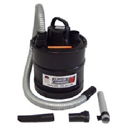 Hearth Country Ash Vacuum with pellet accessory (Best Hot Ash Vacuum)