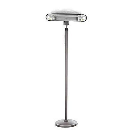 Alta Floor Standing Halogen Patio Heater ()