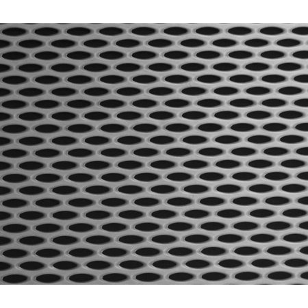 - Helix Racing Products 005-1805 Radiator Guard, Oil Cooler Guard, Fairing Vent Mesh - Oval