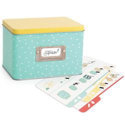 ac sb recipe card box walmart com