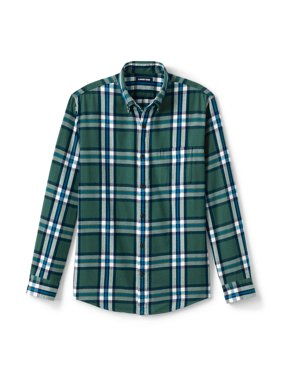 Men's Big & Tall Flagship Flannel Pattern Traditional