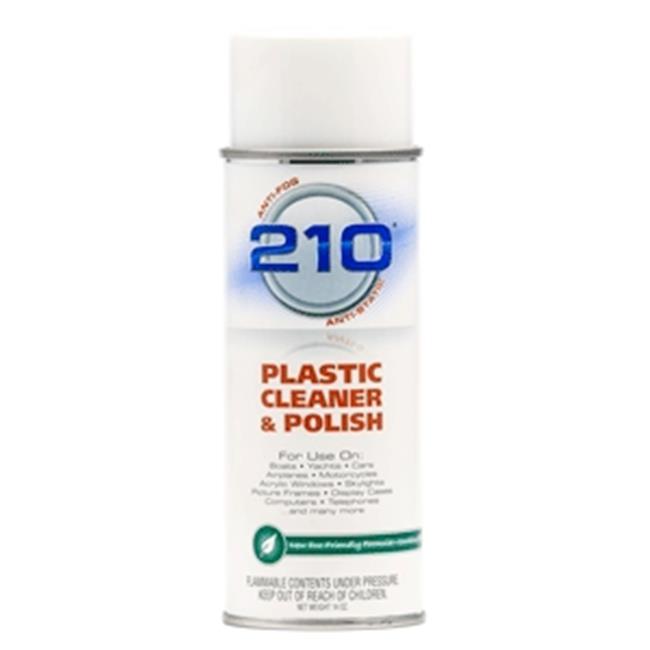 Camco 40934 210 Plastic Cleaner Polish Spray, 14 oz - image 1 of 1