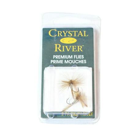 Crystal River Adams CR100-12 Flies Size 12/Ultra Sharp