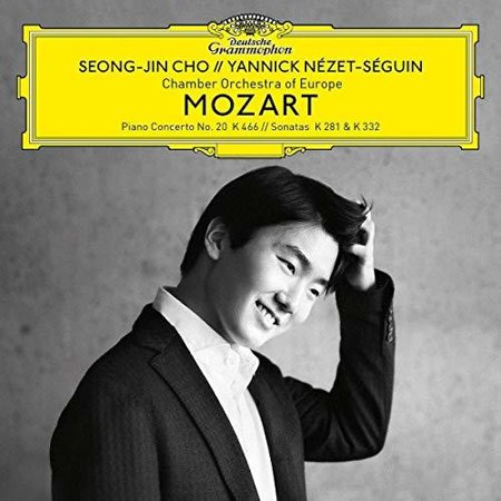 Mozart 19 Sonatas - MOZART / CHO / CHAMBER ORCHESTRA OF EUROPE / NEZET - Piano Concerto No 20 K.466 / Piano Sonatas K.281 - Vinyl