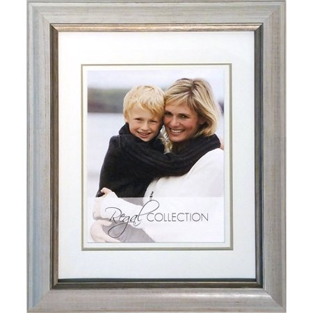 Timeless Frames Portrait Photo Frame - White Wash - 11 in x 14