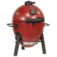Char-Griller Akorn Jr. Kamado Kooker Charcoal Grill and Smoker