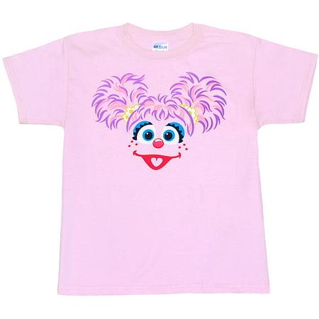 Sesame Street Abby Cadabby Toddler T-Shirt - Sesame Street Purple Character