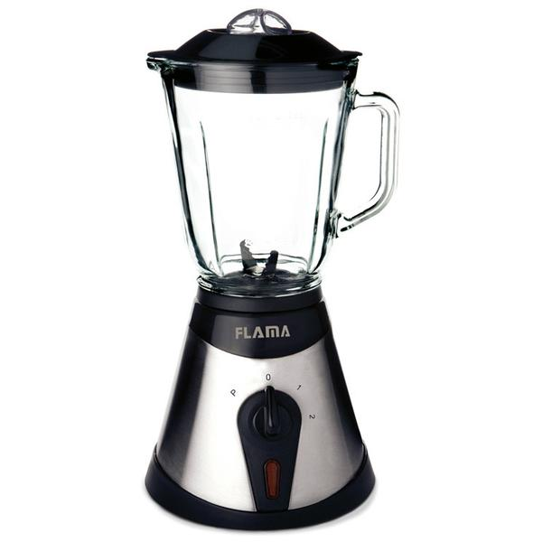 Flama 2203FL Stainless Steel Blender 220-240 Volts 50Hz Export Only