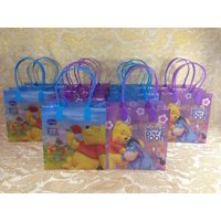Beyondstore Winnie The Pooh Small Party Favor Goody Bags 36x