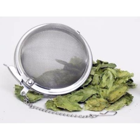 1 X Stainless Steel Hop Straining (Stainless Bell)