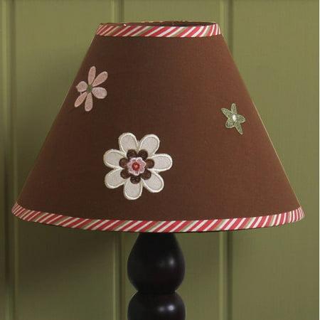 Geenny Boutique - Ladybug Flower Lamp Sh