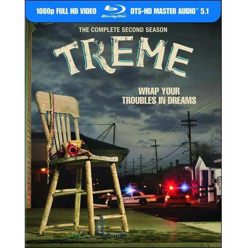 Treme: The Complete Second Season (Blu-ray)