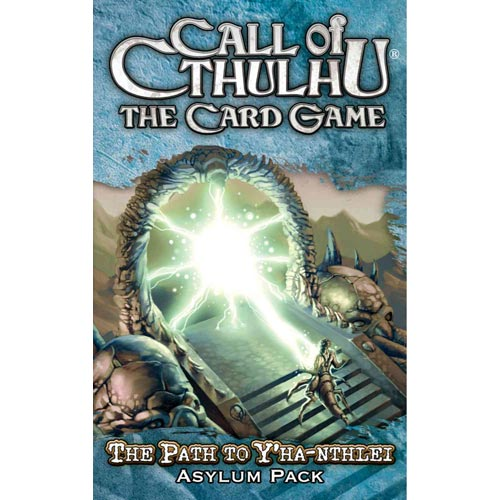 Call of Cthulhu The Card Game: The Path to Y'Ha-Nthlei Asylum Pack