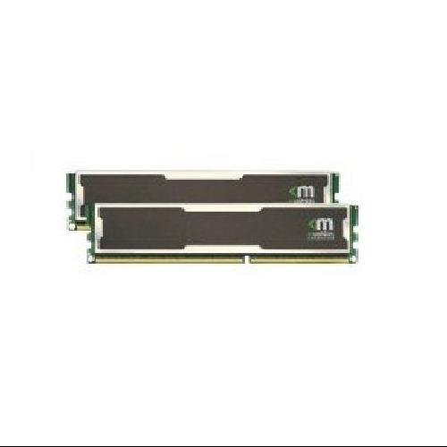 Mushkin Memory 2GB (2x1GB) Silverline DDR PC-3200 400MHz ...