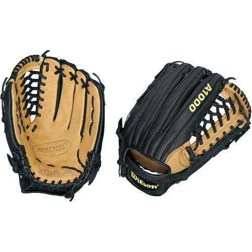 """Wilson A1000 Showcase 12-1/2"""" Outfield Baseball Glove"""