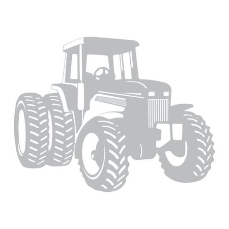Borders Unlimited Tractor Sudden Shadow Wall (Nascar Wall Border)