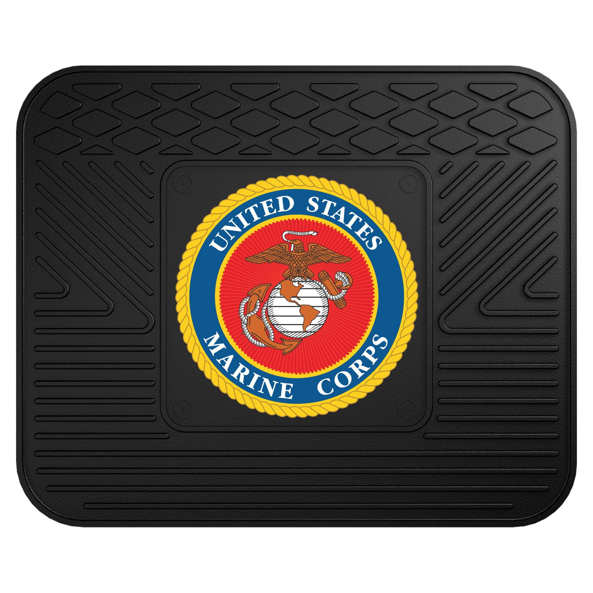 U.S. Marines Heavy Duty Rear Car Seat Utility Mat