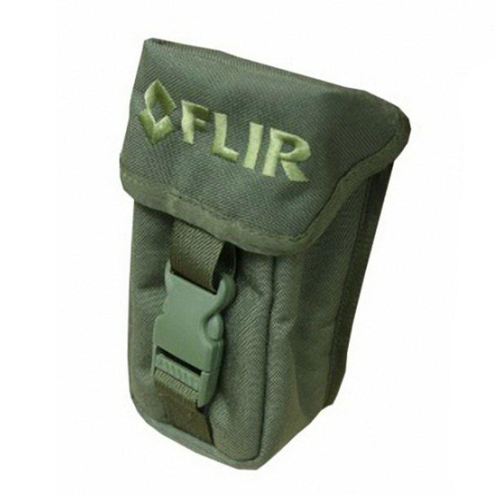 FLIR 4126886 MOLLE-Compatible Monocular Optic Belt Holster Pouch, Hunter Green