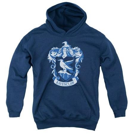 - Trevco HARRY POTTER Navy Child Unisex Hooded Sweatshirt