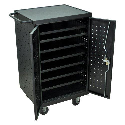 Luxor LLTS12-B Laptop / Tablet Storage - Black