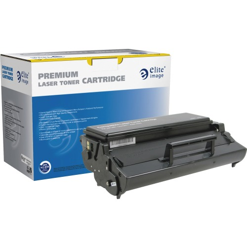 Elite Image Remanufactured High Yield Toner Cartridge Alternative For Lexmark...