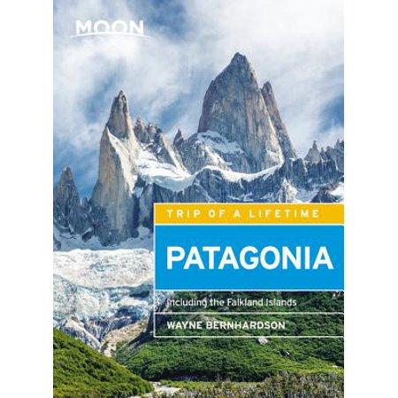 Stanley Falkland Islands (Moon Patagonia : Including the Falkland Islands - Paperback )