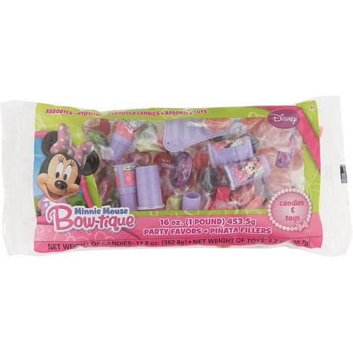 Minnie Mouse Pinata Filler, 1 lb, 1ct