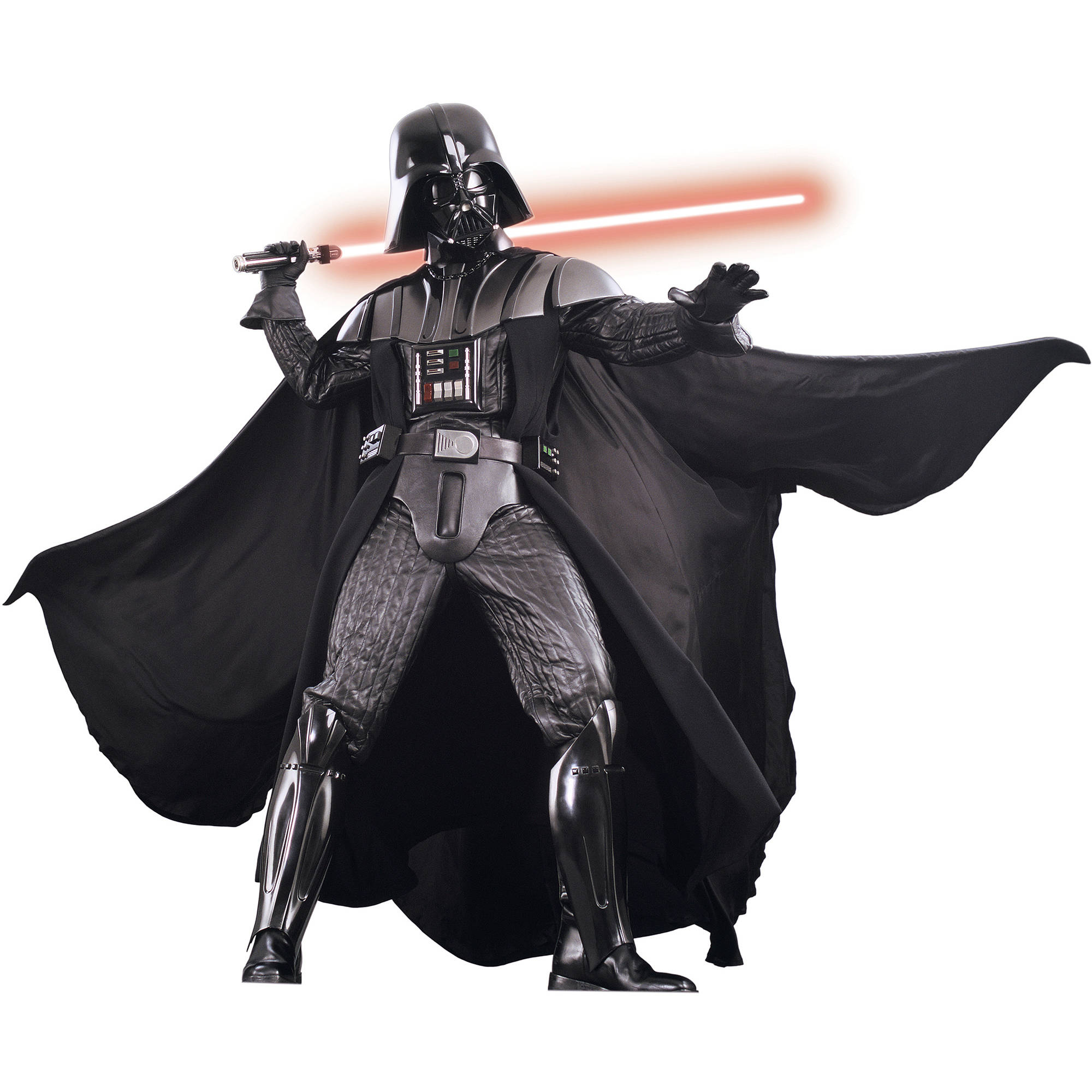 Darth Vader Supreme Edition Adult Halloween Costume - Size: Men's