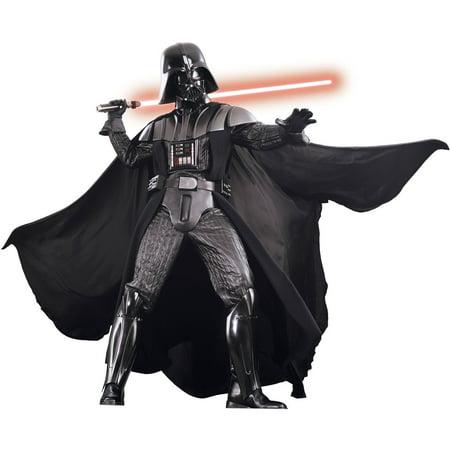 Darth Vader Supreme Edition Adult Halloween Costume - Size: Men's