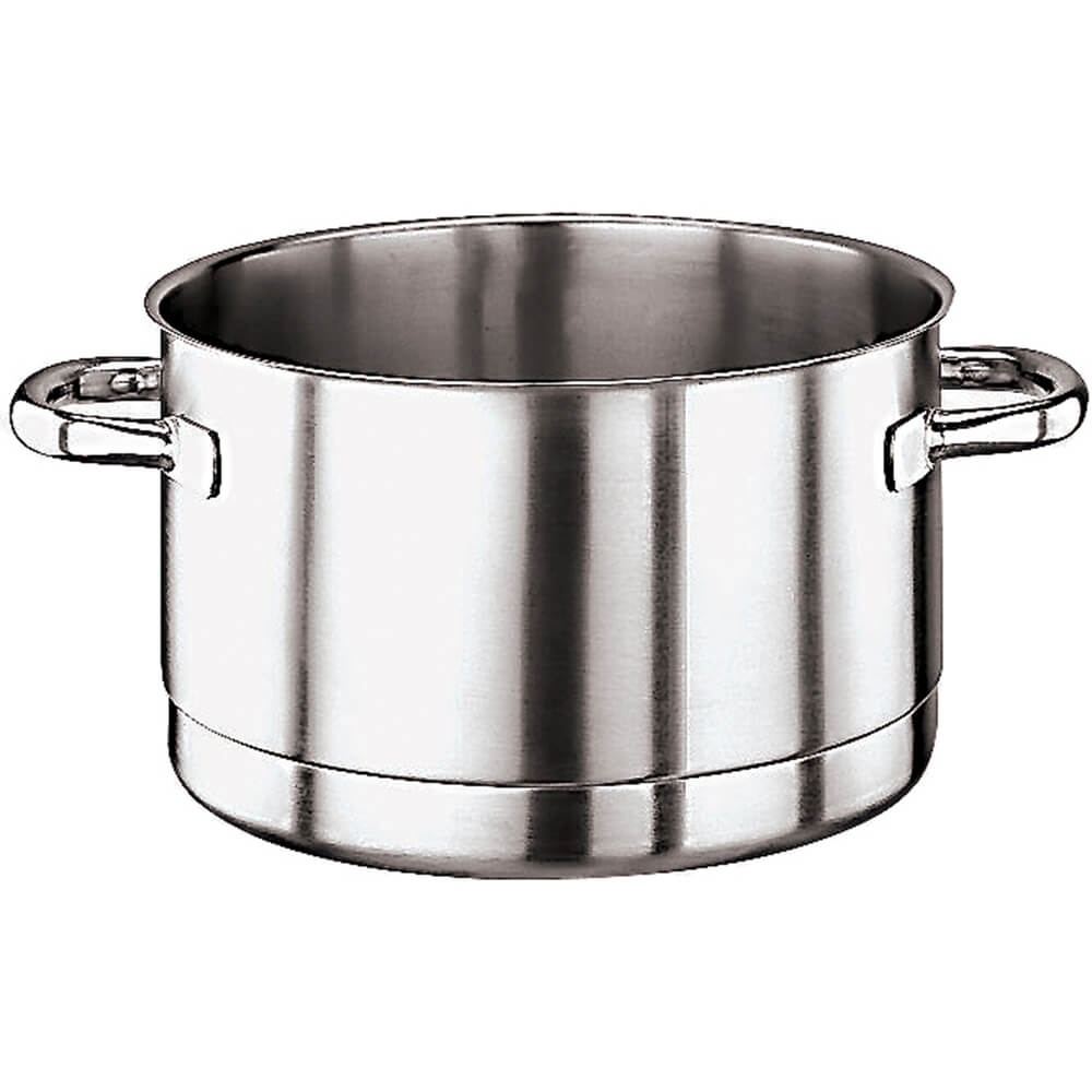 "Paderno World Cuisine Grand Gourmet #1100 Perforated Steamer, 12.5"", Stainless Steel, 11119-32"