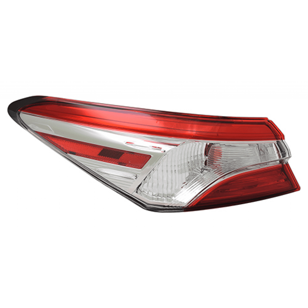 For TOYOTA CAMRY 2018 Tail Light Assembly SE North America Built Left Side