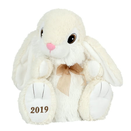 Happy Bunny Bunny (Way to Celebrate Cream Hopster Bunny 2019 Plush )