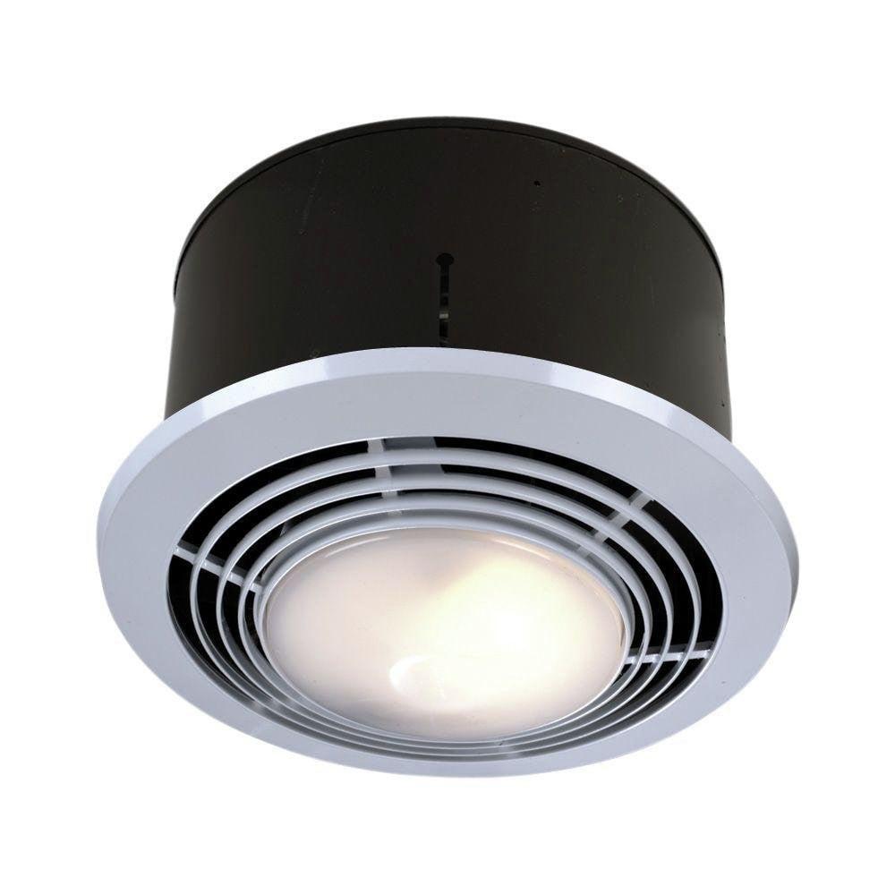 Broan Nutone 9093wh 1500w 70 Cfm Heater Fan Light Nightlight Walmart Com Walmart Com