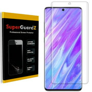 [2-Pack] For Samsung Galaxy S20 Ultra - SuperGuardZ [FULL COVER] Screen Protector, HD Clear, Anti-Scratch, Anti-Bubble