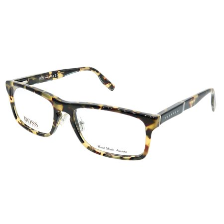 Boss Hugo Boss Eyeglasses - Hugo Boss  BOSS 0463 SR3 53mm Unisex  Rectangle Eyeglasses