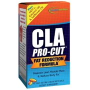 Applied Nutrition CLA Pro Cut Fat Reduction Formula, Softgels 42 ea (Pack of 2)