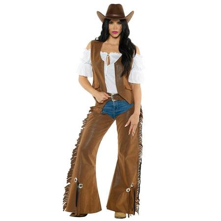 Cowgirl Costume Australia (Women's Cowgirl Costume)