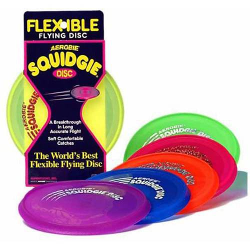 Aerobie Squidgie Disc, Color May Vary