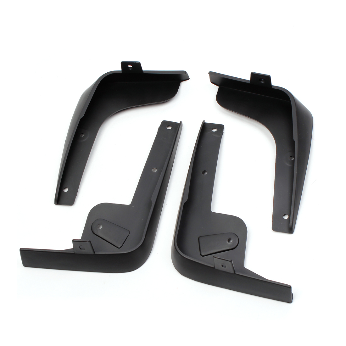4 in 1 Car Vehicle Splash Guards Front Rear Mud Flaps Set for Nissan Tiida