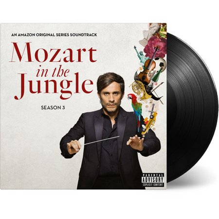Mozart In The Jungle: Season 3 (Vinyl)