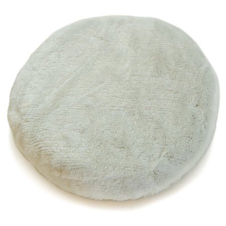 """22501 10"""" Replacement Bonnet - 2 PieceIncludes 1 terrycloth bonnet for applying waxes and 1 synthetic wool bonnet for fine buffing and polishing By Titan Tools"""