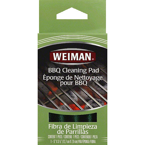 Cleaning Pad Bbq Grill, 1 Ea (pack Of 6)