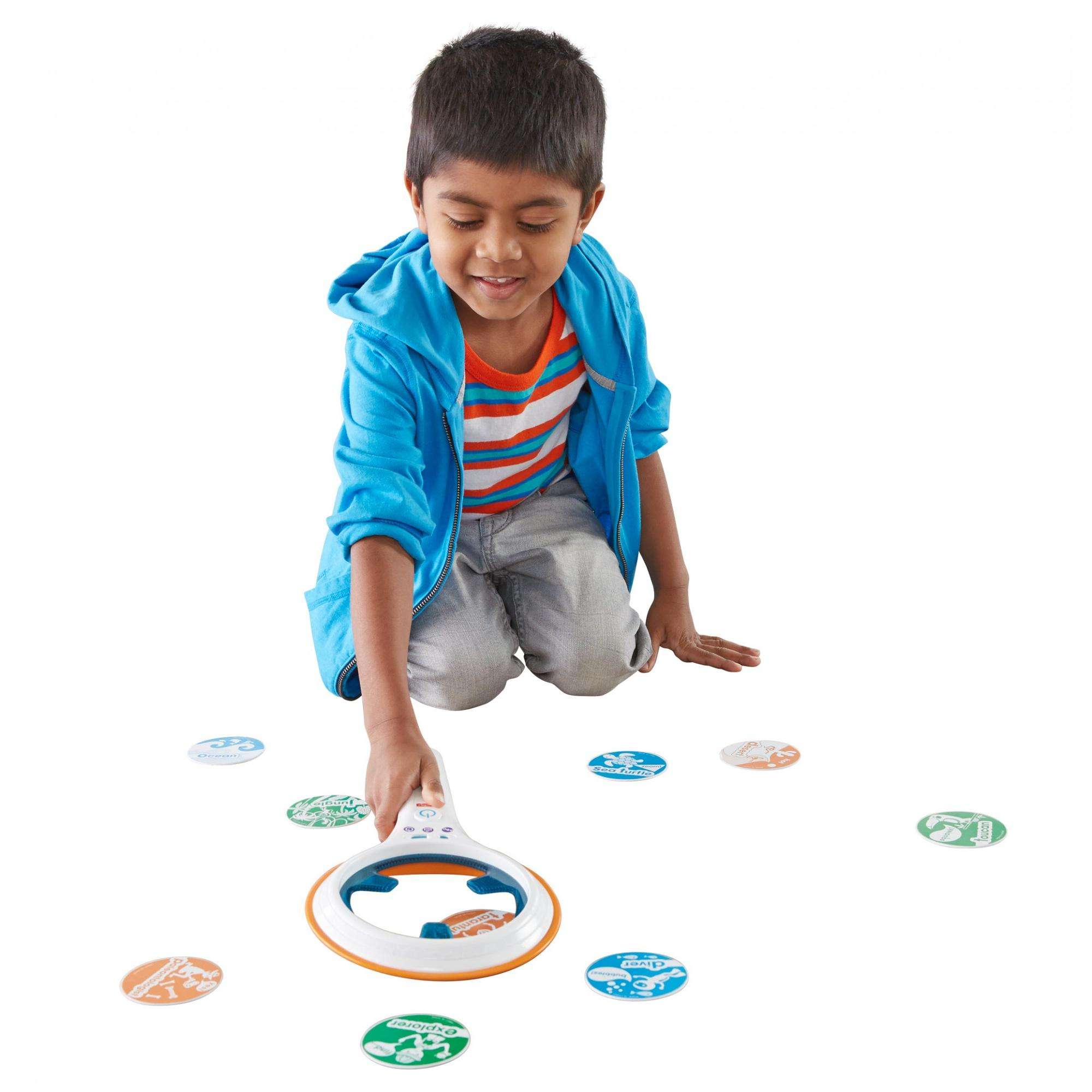 Fisher Price Think & Learn Smart Scan Word Dash by FISHER PRICE