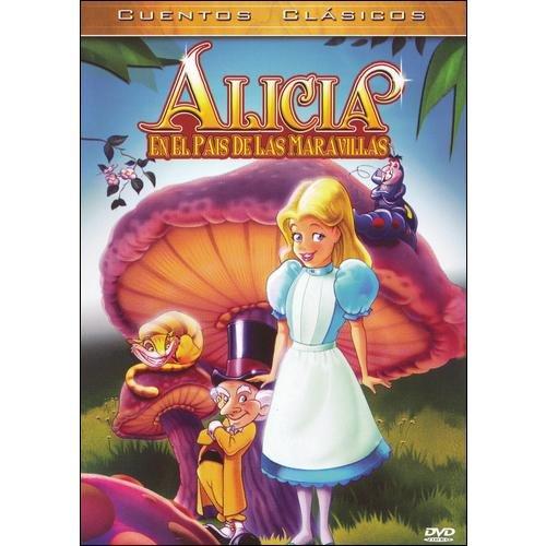 Alicia En El Pais De Las Maravillas (Spanish) (Full Frame)