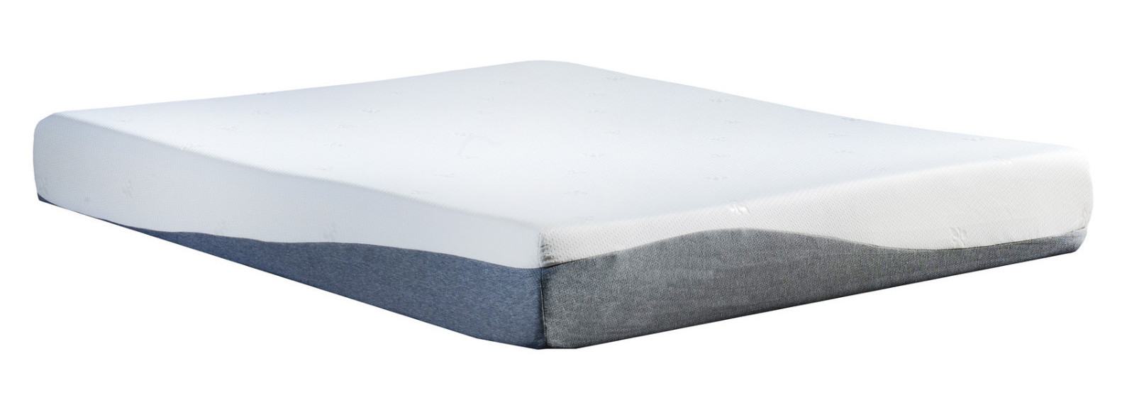 "10"" High-Density Gel & Memory Foam King Size Mattress, W Bamboo Cover� by"
