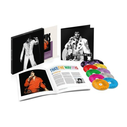 That's the Way It Is (Deluxe Edition) (10CD)