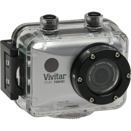 Vivitar 12.1MP Full HD Waterproof Action - Good Cheap Video Camera