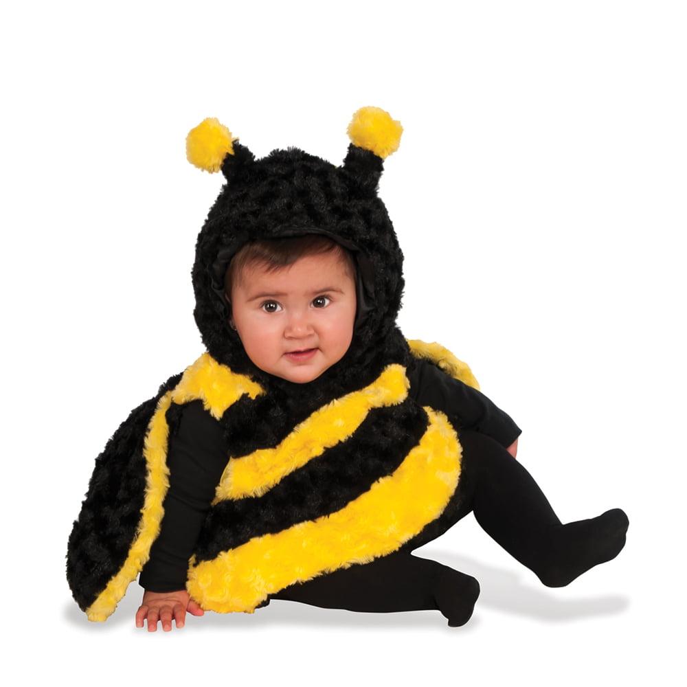 Toddler Bumble Bee Halloween Costume