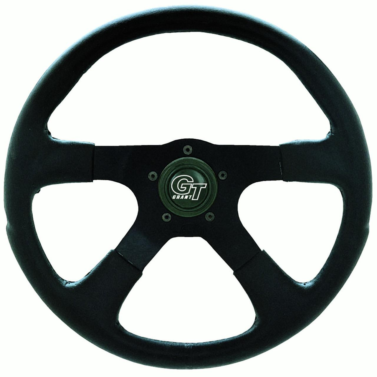 GRANT UTV Formula 4 Steering Wheel Black  #241806