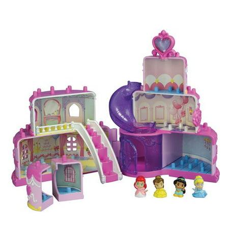 Squinkies Disney Princess Cake Dispenser Play Set